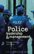 bokomslag Police Leadership and Management