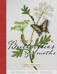 bokomslag Stumpwork Butterflies &; Moths
