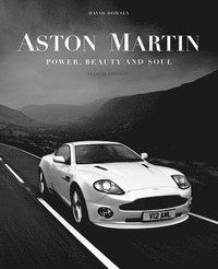 bokomslag Aston Martin: Power, Beauty and Soul