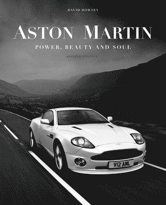 bokomslag Aston Martin, Power, Beauty &; Soul