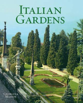 bokomslag Italian Gardens
