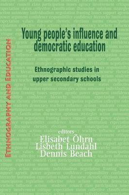 bokomslag Young People's Influence And Democratic Education