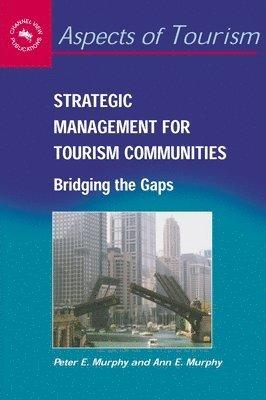bokomslag Strategic Management for Tourism Communities