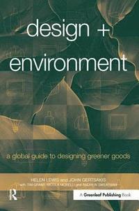 bokomslag Design + Environment