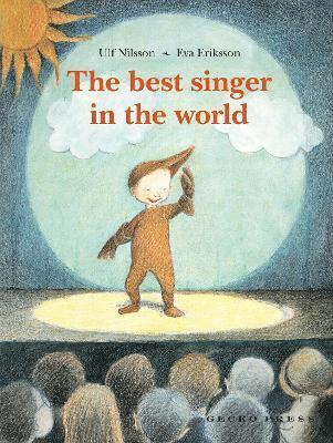 bokomslag Best singer in the world