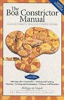 bokomslag Boa Constrictor Manual