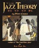 bokomslag Jazz theory book by Mark Levine