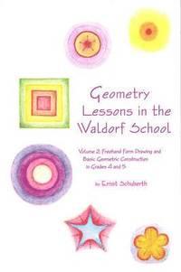 bokomslag Geometry Lessons in the Waldorf School