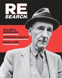 bokomslag William S. Burroughs, Throbbing Gristle, Brion Gysin