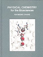 bokomslag Physical Chemistry for the Biosciences