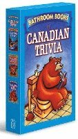 bokomslag Canadian Trivia Box Set: Bathroom Book of Canadian Trivia, Bathroom Book of Canadian Quotes, Bathroom Book of Canadian History