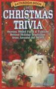 bokomslag Bathroom Book of Christmas Trivia