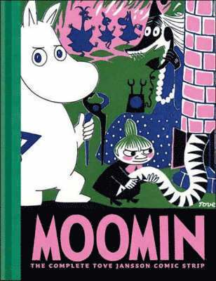 bokomslag Moomin Book Two