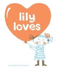 bokomslag Lily Loves