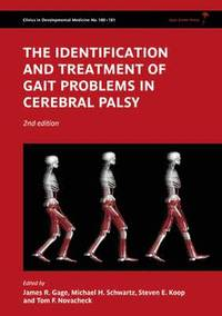 bokomslag The Identification and Treatment of Gait Problems in Cerebral Palsy
