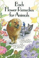 bokomslag Bach flower remedies for animals