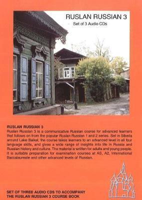 bokomslag Ruslan Russian 3