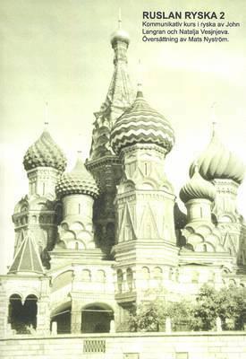 bokomslag Ruslan Ryska 2: Textbok