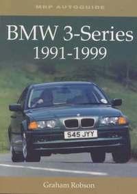 bokomslag BMW 3-Series, 1992-1999