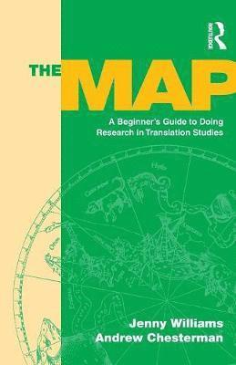 bokomslag Map - a beginners guide to doing research in translation studies