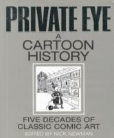 bokomslag Private eye a cartoon history