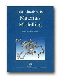 bokomslag Introduction to materials modelling