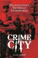 bokomslag Crime City