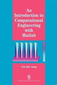 bokomslag An Introduction Inro Computational Engineering with Matlab