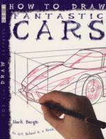 bokomslag How To Draw Cars