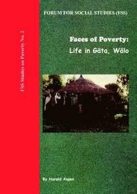 bokomslag Faces of Poverty