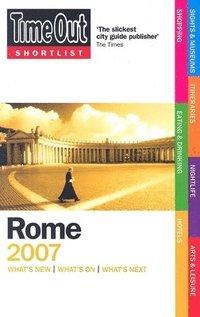 bokomslag Rome 2007