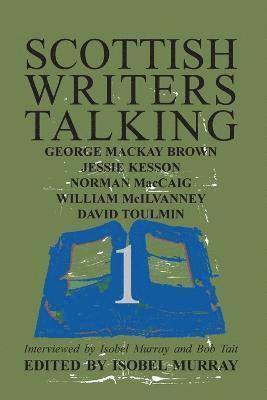 bokomslag Scottish Writers Talking 1
