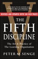 bokomslag Fifth discipline: the art and practice of the learning organization - secon