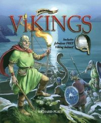 bokomslag Discovering Vikings