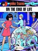 bokomslag Yoko Tsuno Vol. 1: on the Edge of Life