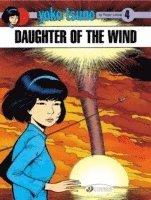 bokomslag Yoko Tsuno Vol. 4: Daughter of the Wind