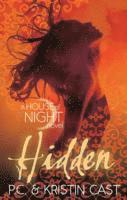 bokomslag Hidden (House of Night 10)