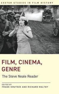 bokomslag Film, Cinema, Genre