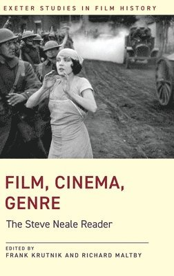 bokomslag Film, Cinema, Genre