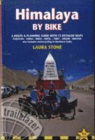bokomslag Himalaya by bike - a route and planning guide for motorcyclists and cyclist
