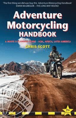 bokomslag Adventure Motorcycling Handbook