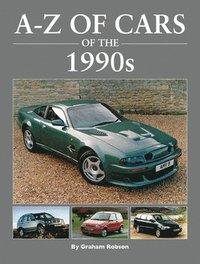 bokomslag A-Z Cars of the 1990's