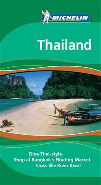bokomslag Thailand Green Guide Michelin
