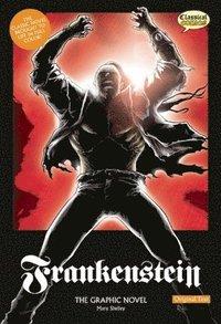 bokomslag Frankenstein the Graphic Novel: Original Text