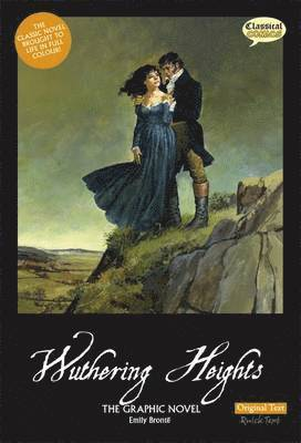 bokomslag Wuthering Heights the Graphic Novel Original Text