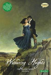 bokomslag Wuthering Heights the Graphic Novel Quick Text