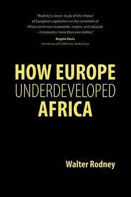bokomslag How europe underdeveloped africa