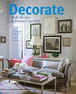 bokomslag Decorate (new edition with new cover & price) - 1000 professional design id