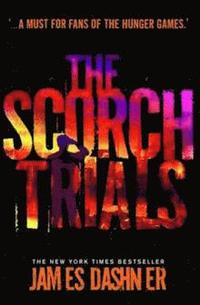 bokomslag The Scorch Trials