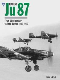 bokomslag Junkers Ju87: From Dive-bomber to Tank Buster 1935-45